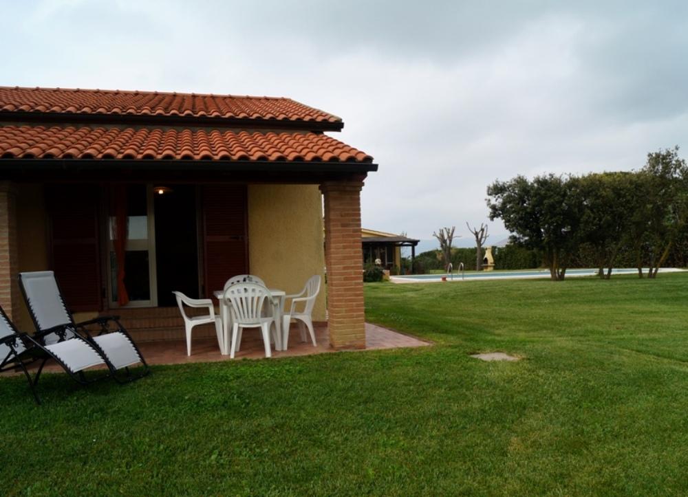 Toskana-Ferienwohnung mit Pool für 2 Personen