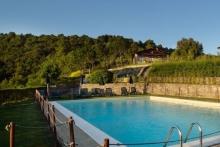 Ferienwohnung mit Pool für 4 Personen bei Perugia