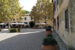 Weingut Italien Ferienwohnung Innenhof