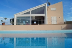 Ferienhaus mit Pool, Sizilien Italien
