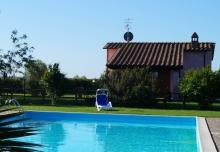 Toskana Ferienhaus Pool 2 Schlafzimmer