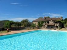 Villa Pool Toskana