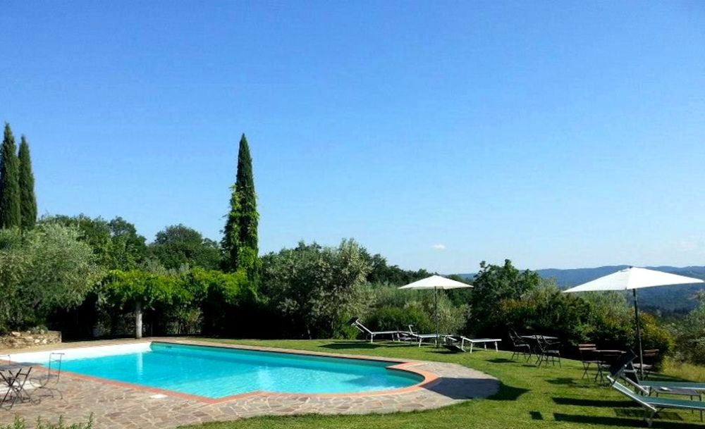 Ferienhaus Casa Grenier in der Toskana