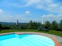 Ferienwohnung Toskana mit Pool