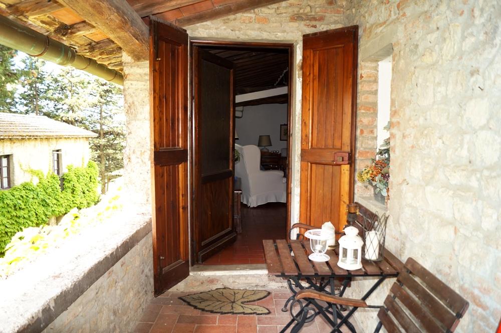 Ferienwohnung Mono in der Toskana
