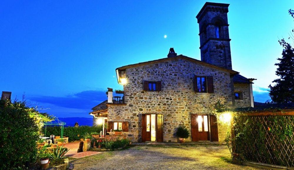 Ferienhaus Provinz Siena mit Pool