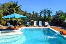 Sizilien-Ferienhaus mit Pool alleinige Nutzung