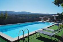 freistehendes Toskana-Ferienhaus mit Pool Siena