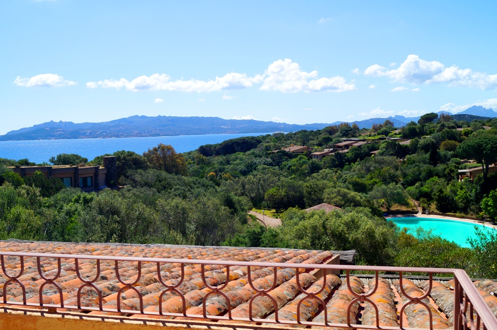 Sardinien Ferienwohnung mit Meerblick bei Palau