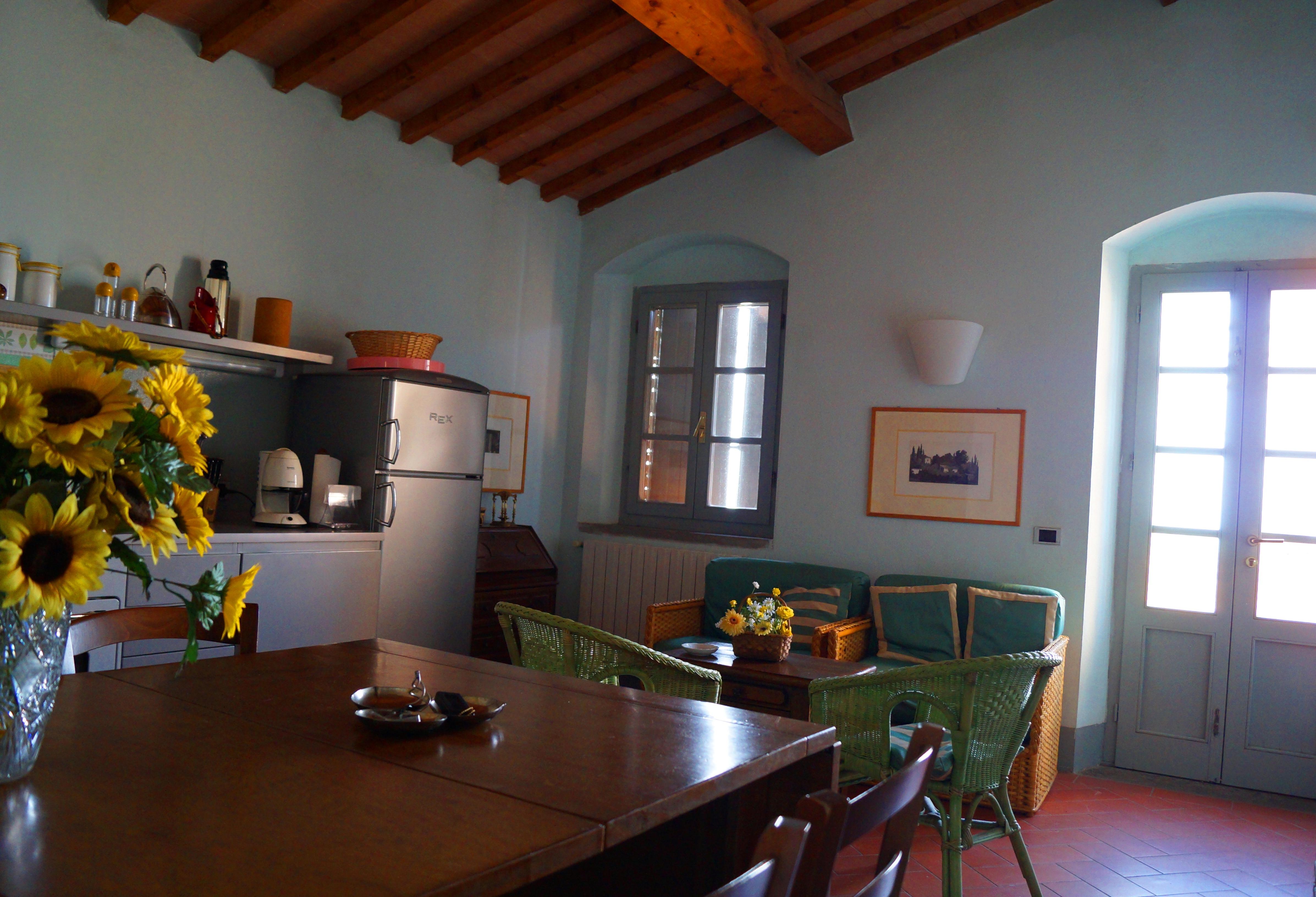 La Collina Verde - Ferienwohnung in der Toskana