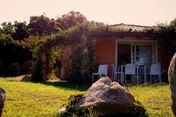 Ferienhaus auf Sardinien mit Meerblick und Pool für 6 Personen