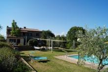 alleinstehendes Ferienhaus mit Pool in Umbrien