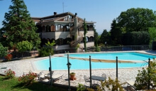 Hotel bei Montepulciano, Toskana