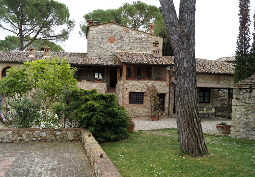 Toskana Ferienhaus Siena