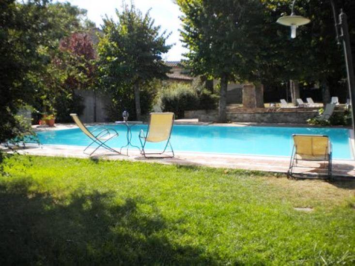 Toskana Ferienwohnung mit Pool in der Provinz Siena