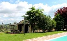 Toskana-Ferienwohnung Pool Siena
