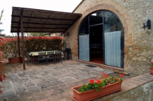 Siena Ferienhaus mit Pool