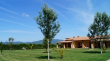 Toskana Ferienwohnung Scirocco mit Pool 2 Personen