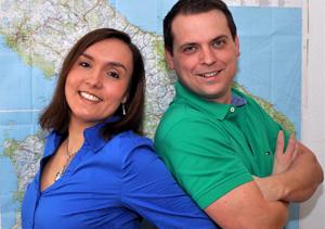 Katharina und Andreas Leist von Traumhaftes-Italien.de