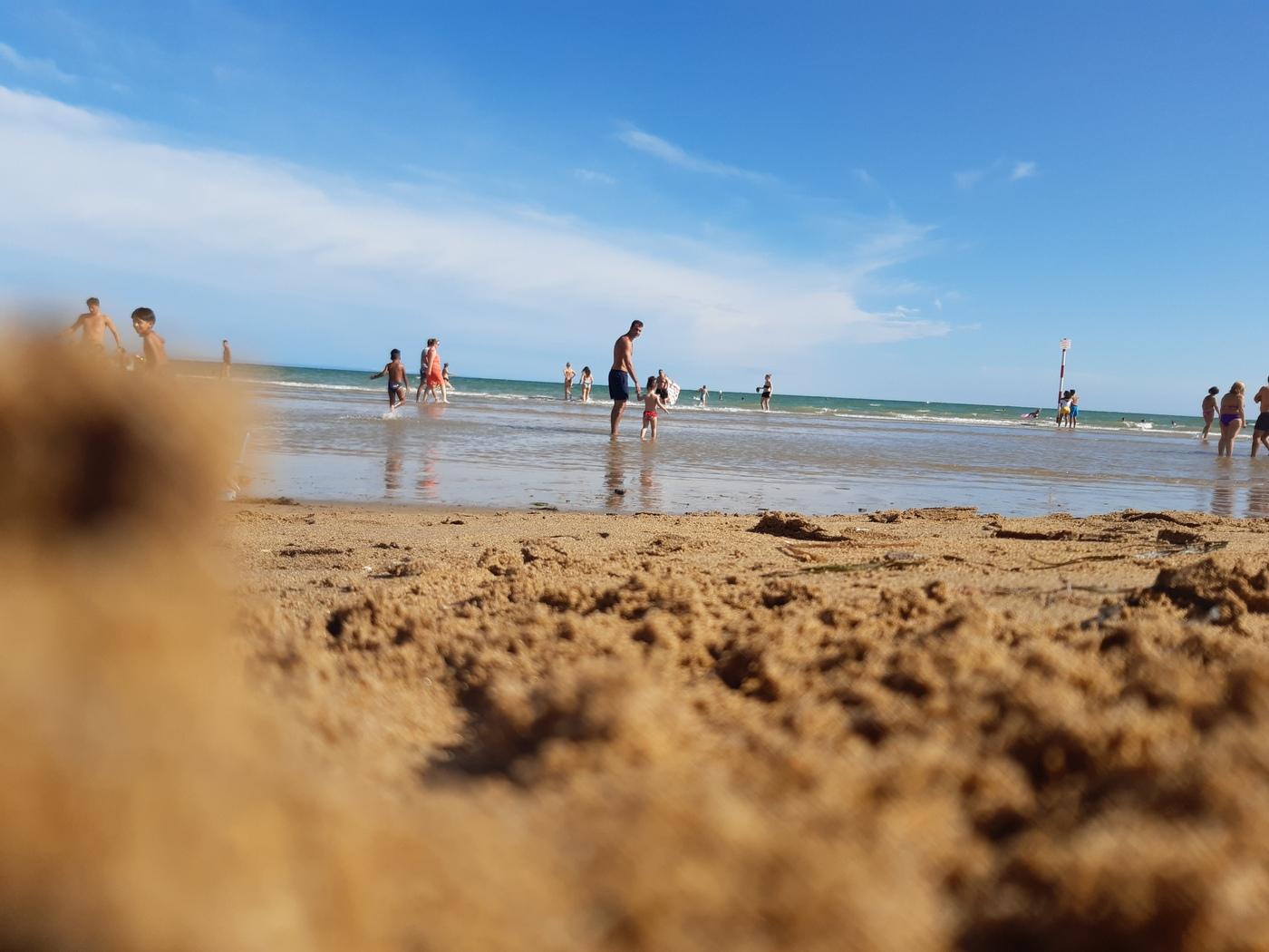 Lignano Sabbiadoro, feiner Sandstrand in Friaul-Julisch Venetien