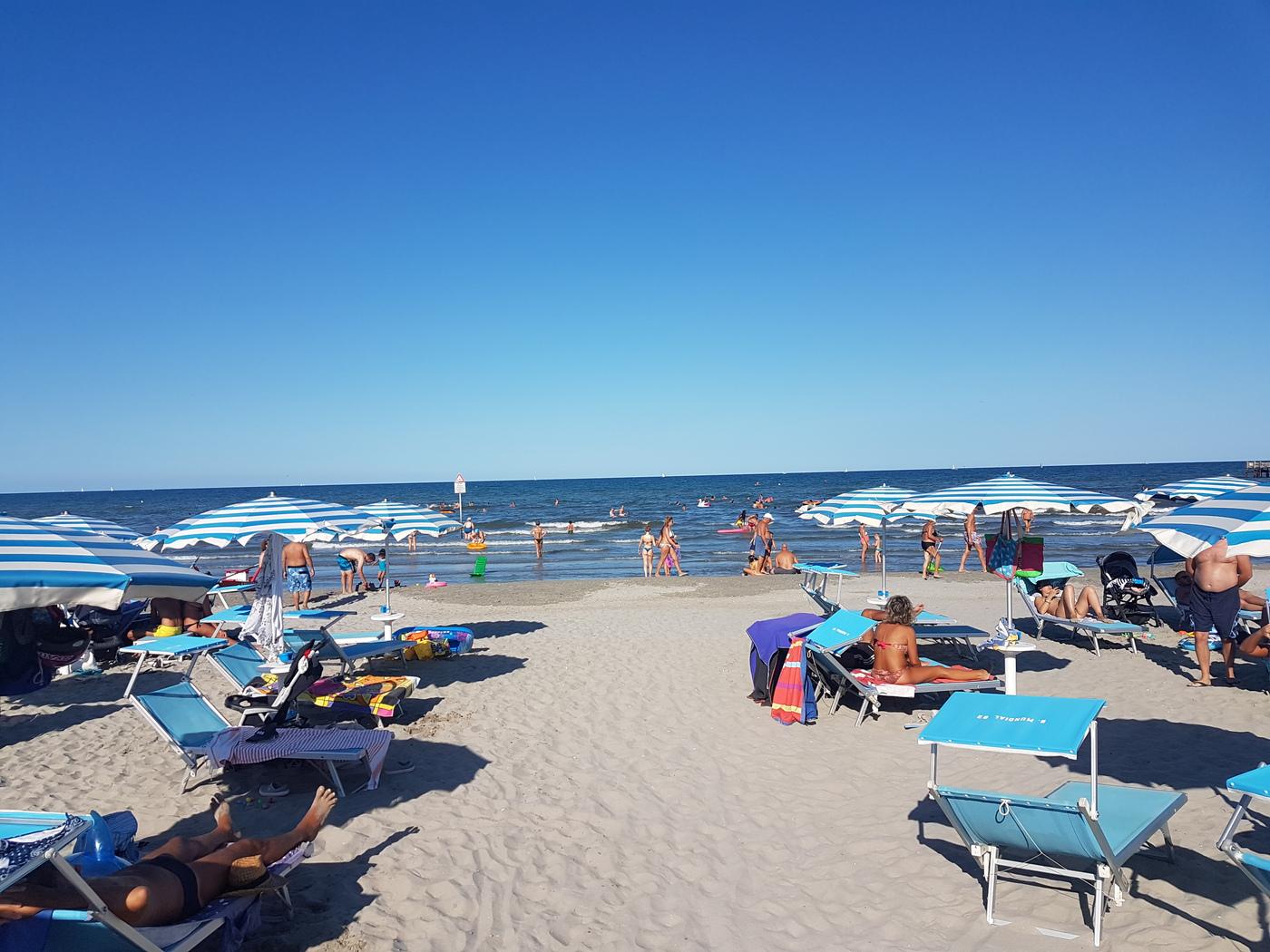 An Diesem Strand Geht Alles