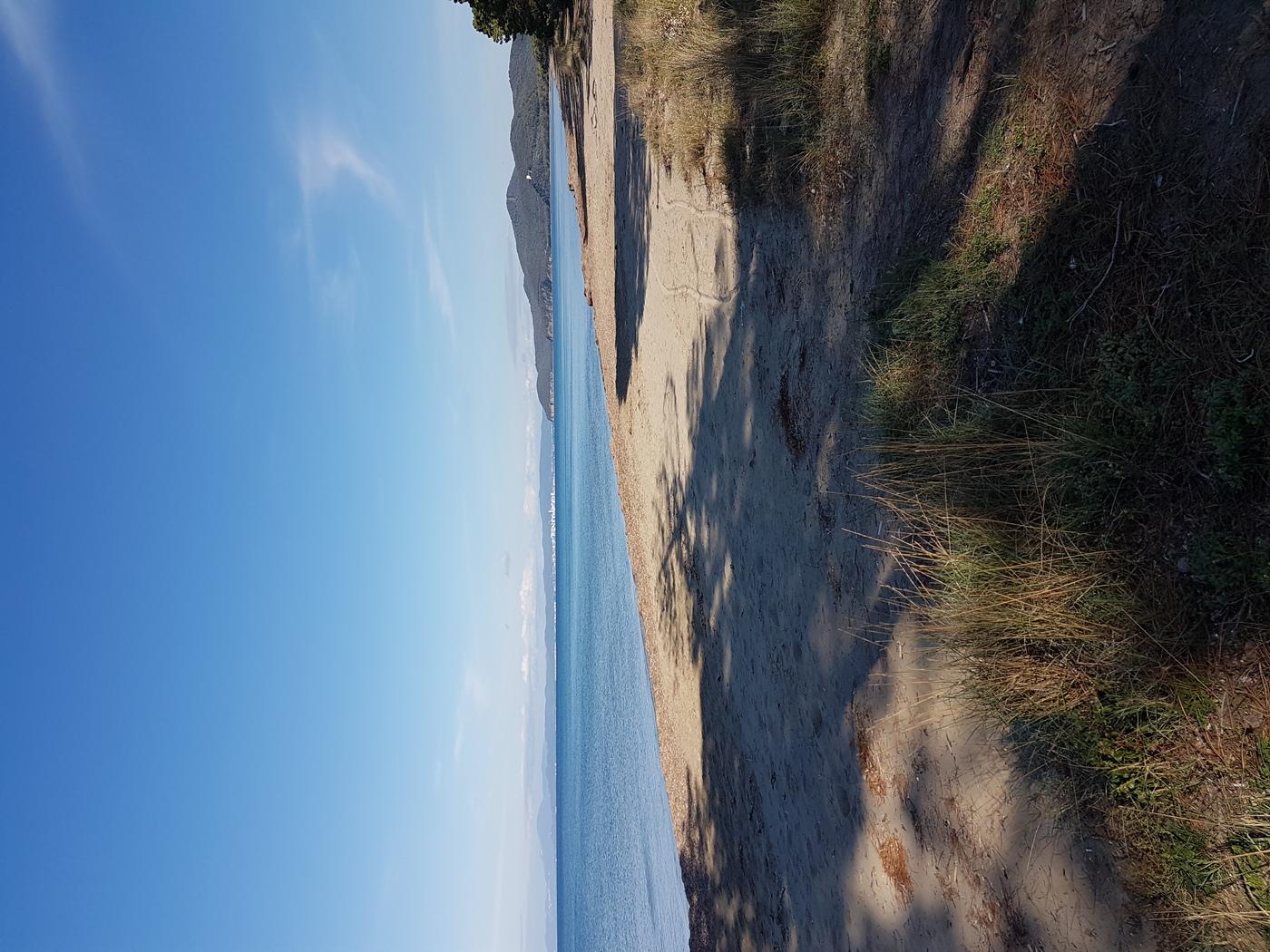 Punta Ala , feiner Sandstrand in der Toskana