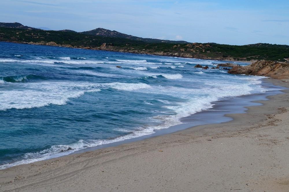 Rena Majore, feiner Sandstrand auf Sardinien