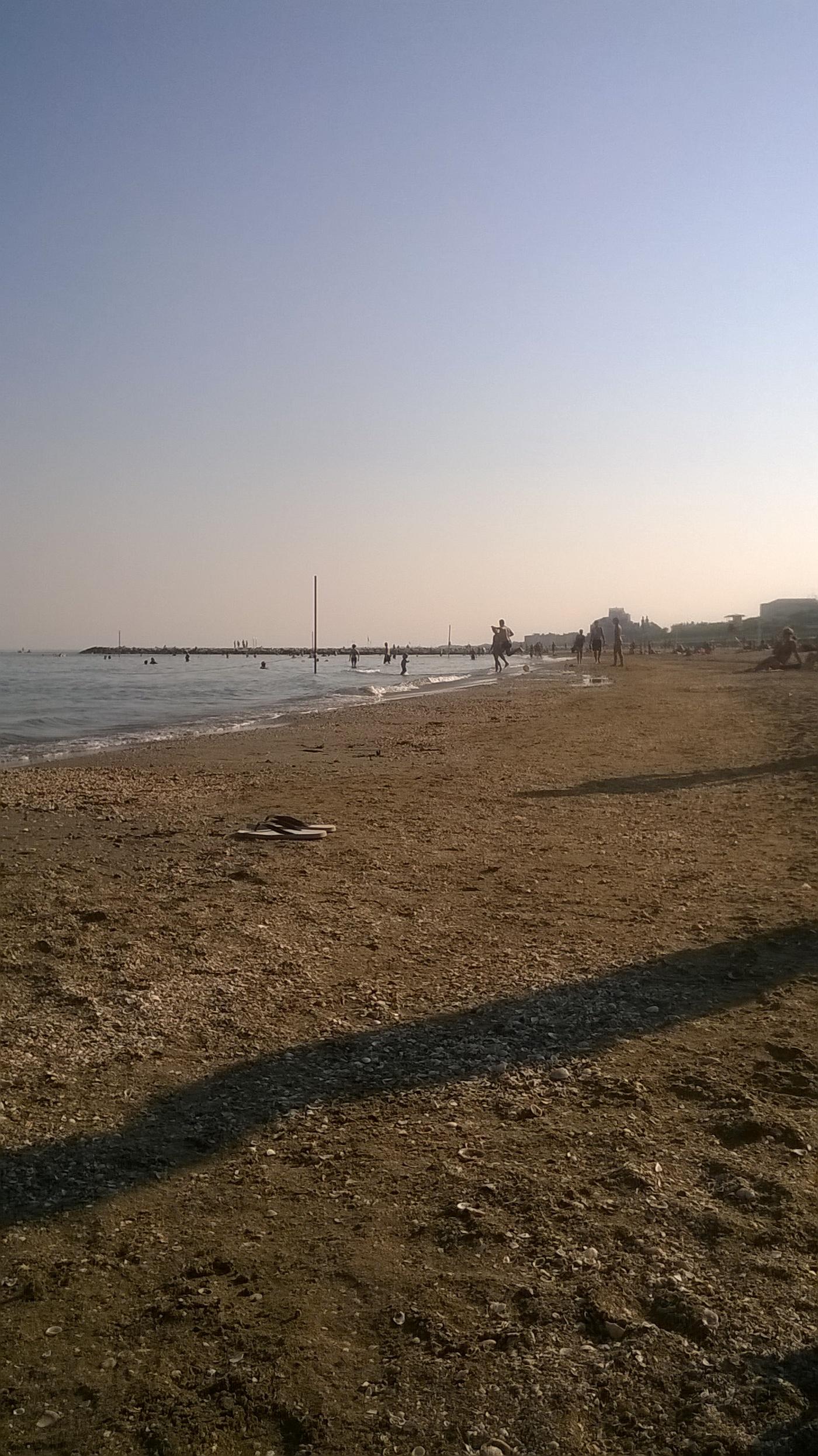 Lido di Venezia, Sandstrand in Venetien