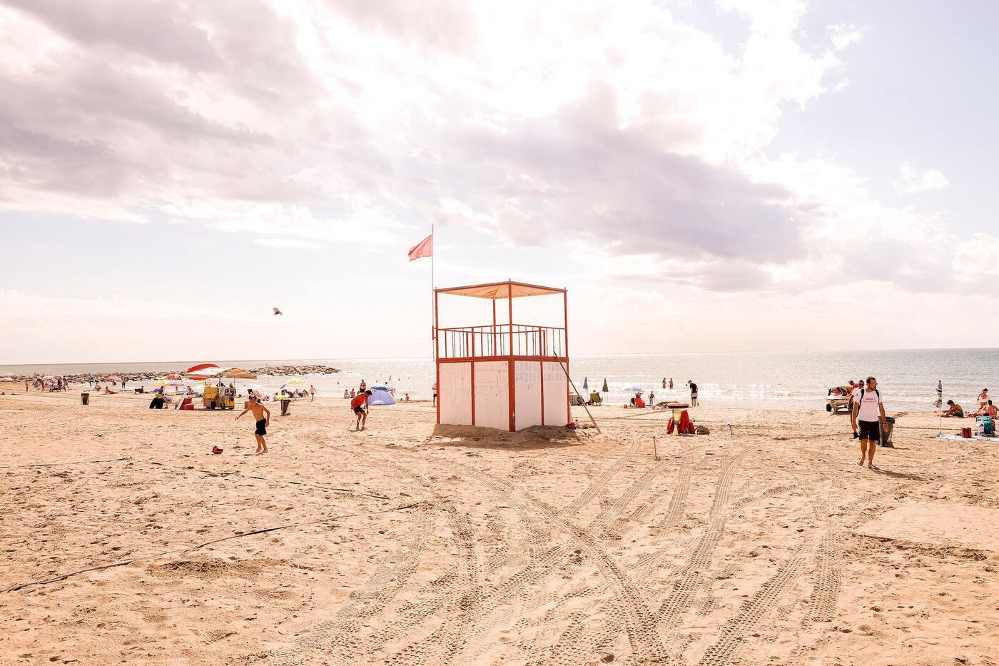 Spiaggia Di Punta Sabbioni, feiner Sandstrand in Venetien