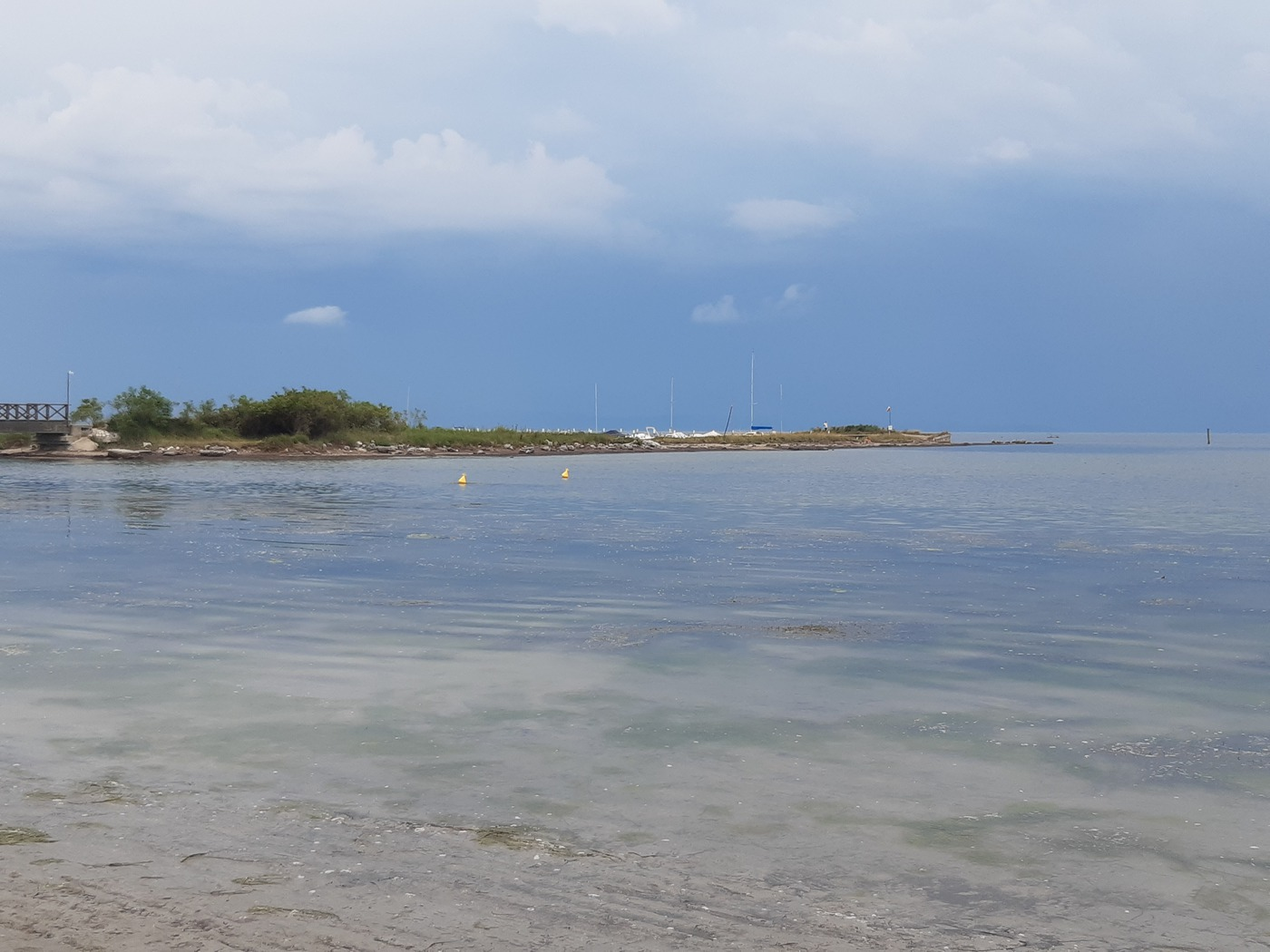 Grado Pineta, Sandstrand in Friaul-Julisch Venetien
