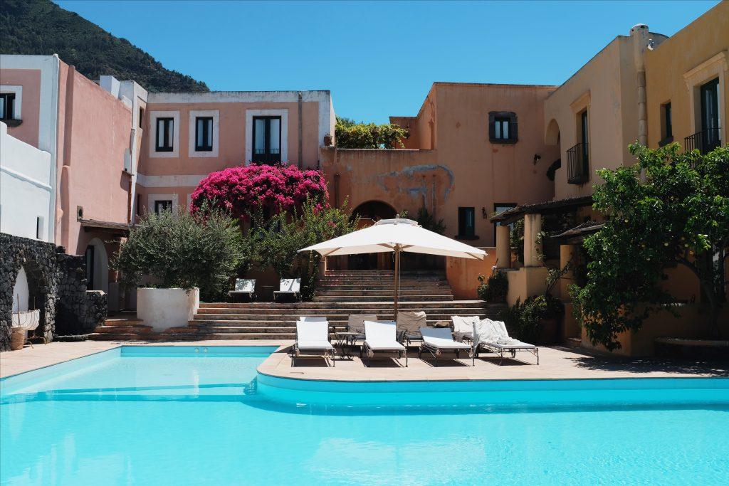 Ferienhaus in Malfa, Italien
